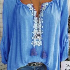 Blouses & Shirts Womens Lace Crochet Blouse Female Summer Loose Beachwear Lace Cover-up Blouses Kaftan Shirt Tops Holiday Sea Side Clothes New Bright Luster