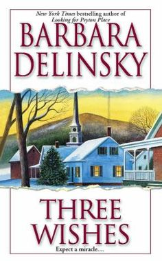 Three Wishes A Novel (Book) : Delinsky, Barbara : When a surprise October blizzard blankets sleepy Panama, Vermont with snow, it creates a scene so tranquil that no one suspects the tragedy to come. Slipping and sliding her way home from work, Bree Miller barely has time to notice the runaway truck until it's too late. She awakens in a hospital remembering little except for a very bright light, a beatific smile and a mystical voice granting her three wishes. But are those wishes real? And if…