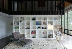 Mill Valley Hillside - modern - living room - san francisco - Elena Calabrese Design & Decor