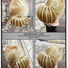 #shinion #shinion_hair #shinions #hairstyles #hair #شینیون_مو #مو