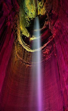 Beautiful USA * Ruby Falls, Chattanooga Tennessee