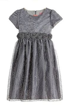 Party dress grey