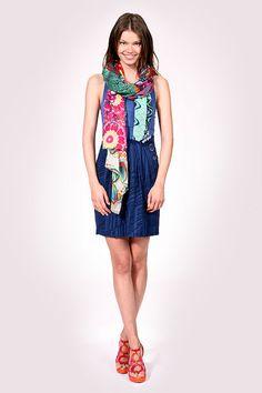KAITLIN scarf  #summer #beach #outfit #colors