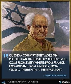 Israel a country build on lies!The Zionist who is resposible for the ethnic cleansing and genozide in Palestine, the destruction of 500 villages and the massacre in 36 villages, the killing of maiming of thousands of innocent civilians muslims and christians alike, Wanted for Crimes against Humanity -David Ben Gurion