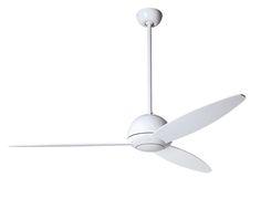 The Modern Fan Company - Plum Ceiling Fan for bedroom.