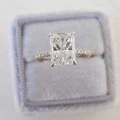 ct Diamond Engagement Ring,Radiant Diamond Ring, Yellow Gold,Radiant En… – Famous Last Words Radiant Cut Engagement Rings, Dream Engagement Rings, Cushion Cut Engagement, Engagement Rings Square Cut, 2 Carat Engagement Ring, Emerald Cut Engagement, Engagement Ring Shapes, Engagement Dresses, Designer Engagement Rings