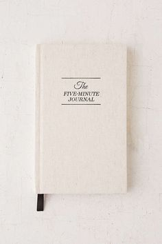 Shop The Five-Minute Journal By Intelligent Change at Urban Outfitters today. We carry all the latest styles, colors and brands for you to choose from right here. Book Club Books, Books To Read, L Intelligence, Magazine Collage, Little Presents, Magazine Crafts, Keeping A Journal, Cool Gifts For Women, The Five
