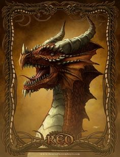 DRAGONS-KB-RED