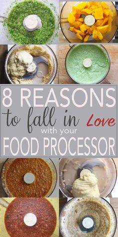 8 Reasons To Fall In Love With Your Food Processor is part of Food processor recipes - Learn to make salsa, marinade, bread dough, pastry dough, sauces and more Dust off this kitchenworthy appliance and start creating! Ninja Food Processor, Kitchenaid Food Processor, Food Processor Uses, Food Processor Recipes, Kenwood Food Processor, Kitchenaid Mixer, Cooking Recipes, Healthy Recipes, Cooking Tips