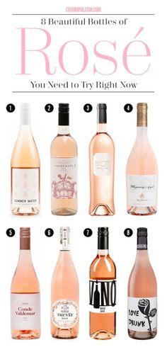 Best Rose Wine Brands - Why You Should Drink Rose Wine Coffee Drinks, Wine Drinks, Beverages, Snack, Best Rose Wine, Wine Rose, Wine Education, Good Wine Brands, Dessert Wine