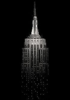 Empire State Building #IreneKung