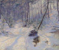 Walter Launt Palmer, Winter Light