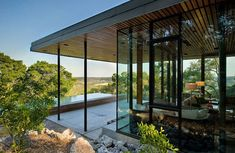 Sustainable and Tastefully-Designed Wimberley Residence in Texas