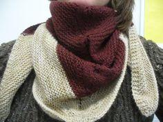 Tally shawl [stashbuster]