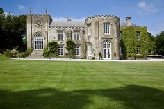 SEATON HALL (in real life: Prideaux Place in Padstow, Cornwall)