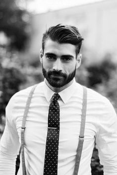 Fashion Forward Old School Hair For Business Professional Males