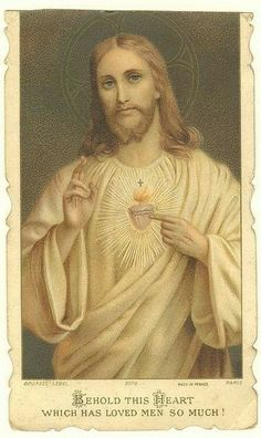 8 June – Blessed and Holy Solemnity of the Most Sacred Heart of Jesus – (Friday after the Second Sunday after Pentecost) and The World Day of Prayer for the Sanctification of Priests. Pictures Of Christ, Jesus Christ Images, Religious Pictures, Catholic Religion, Catholic Art, Religious Art, Heart Of Jesus, Jesus Is Lord, World Day Of Prayer