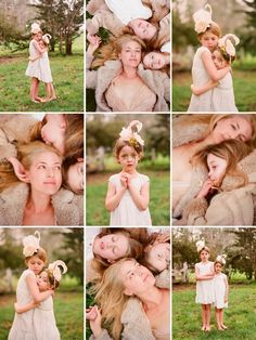mother daughter spring photo shoot- must do!