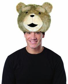 0a0bbb724fe DIY Halloween Costumes - Rasta Imposta Ted Hat Tan Standard   diyhalloweencostumes Mascot Costumes