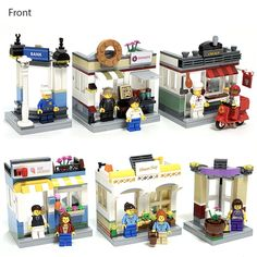 When I'm not MOCing, one of my favourite Lego related things to do is to scroll through Lego Ideas. Lego Ideas allows FOL's to submit their ideas for new sets – the public can su… Lego Display, Lego Modular, Lego Design, Lego Creator, Lego City, Legos, Lego Lego, Lego Furniture, Minecraft Furniture