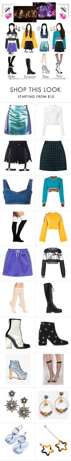 """""""[BCMF] Madam Pearl to perform at Bang Charity"""" by official-madampearl ❤ liked on Polyvore featuring Off-White, Boohoo, Dolce&Gabbana, Versus, Free Press, The Ragged Priest, PatBo, Nordstrom, Altuzarra and Balmain"""