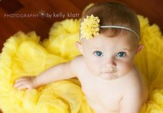Inspire: 6 Month Old Session by Photography by Kelly Klatt :: Inspire Me Baby