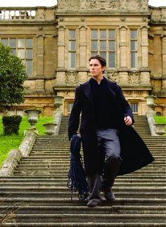 Still of Christian Bale in Batman Begins