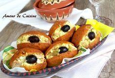 Fricassé tunisien Bonjour tout le monde, Vous aimez les Fricassés tunisiens? Moi j'en raffole,...