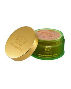Keep your summer glow going with Tata Harper's Smoothing Body Scrub.