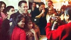 Salman Khan's Sister Arpita Birthday