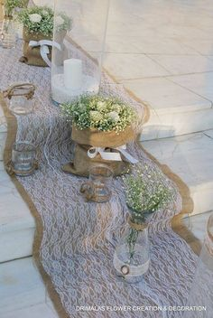 στολισμος γαμου με δαντελα και λινατσα Wedding Draping, Boho Wedding, Rustic Wedding, Wedding Flowers, Wedding Colors, Church Wedding Decorations, Ceremony Decorations, Balloon Decorations, Traditional Wedding Decor