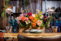Brian Malarkey's GREEN ACRE Restaurant Featured with  ADORATIONS BOTANICAL ARTISTY in Ceremony Magazine San Diego 2015. Love this beauty!