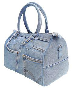 BDJ Classic Big Blue Denim Doctor-Stil Top Handle Schulter Handtasche Han… – Purses And Handbags Diy Fabric Tote Bags, Denim Tote Bags, Denim Purse, Recycle Jeans, Recycled Denim, Handmade Bags, Shoulder Handbags, Purses And Handbags, Fashion Bags