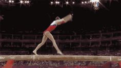 gymnastics gifs - Google Search crazy awesome front Ariel
