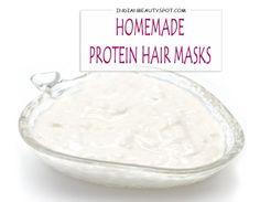 3 - Homemade Protein Hair Mask : ♥ IndianBeautySpot.Com ♥