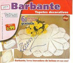 Meu Paraiso: Barbante - Tapetes Decorativos