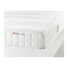 MATRAND Memoryschaummatratze - fest/weiß, 90x200 cm - IKEA
