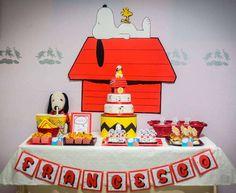 Francesco loves Snoopy | CatchMyParty.com