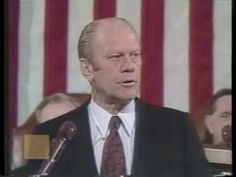 President Gerald Ford's State of the Union Address - January 15, 1975 (P...