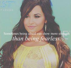 Best Demi Lovato quotes