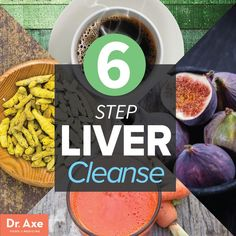 6-Step Liver Cleanse