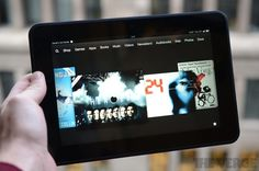 Amazon Kindle Fire HD 8.9 review http://vrge.co/TPR3lV