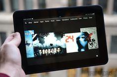 흠 아이패드 시장을 얼마나 갉아먹을지...  Amazon Kindle Fire HD 8.9 review http://vrge.co/TPR3lV