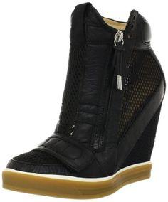 L.A.M.B. Women's Pamela Fashion Sneaker