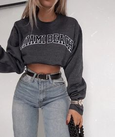 Fashion Women Jeans Cargo Pants For Women Best Boyfriend Jeans Best Jeans Teenager Outfits Boyfriend Cargo fashion Jeans pants Women Teenage Outfits, Teen Fashion Outfits, Mode Outfits, Fashion Women, Fashion Fashion, Sporty Fashion, Jeans Fashion, Fashion Stores, Fashion Clothes