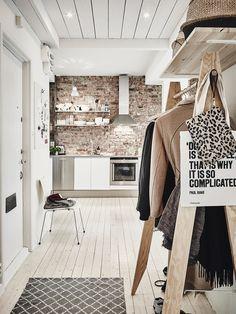 Binnenkijken   Trendy Scandinavisch wonen op 72m2 - Woonblog StijlvolStyling.com