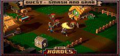 8-Bit Hordes прохождение на PC (орки-служители смерти ч.3)