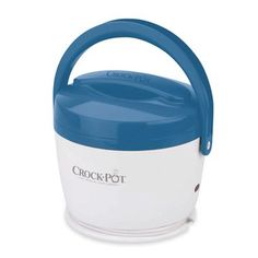 Just fill, heat and eat! The Crock-Pot® Lunch Crock® Food Warmer conveniently heats meals at your desk or on countertop for a hot lunch anywhere! Cooker Recipes, Crockpot Recipes, Crockpot Lunch, Lunch Recipes, Diet Recipes, Crock Pot Food, Crock Pots, Little Lunch, Little Presents