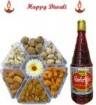 Dry fruits with rooh afja available for India delivery. Huge collection of diwali baskets to India delivery. Visit our site : www.giftbasketstoindia.com/gifts/diwali-gift-basket.html