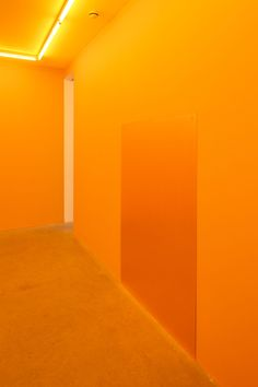 "Bathed in orange light, reminds me of my own work(s) ""Breathing Piece"". It might be worth doing that again, it was a heck of an experience. Attribution: From A H N I N I, mentaltimetraveller: Gaylen Gerber"